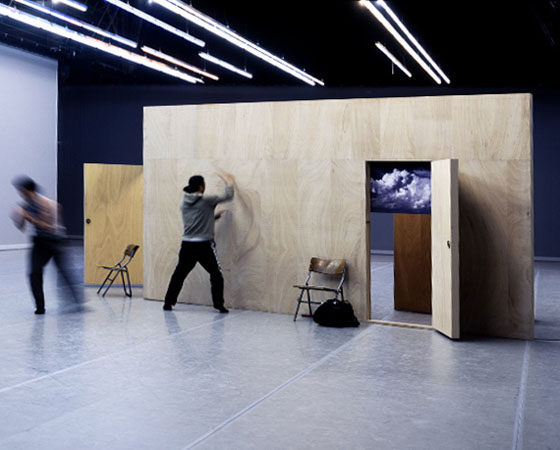 William Forsythe: Three Atmospheric Studies